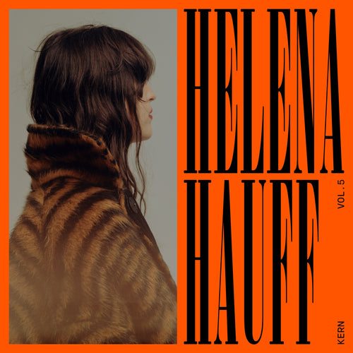 Helena Hauff - 'Kern Vol. 5 – Exclusives + Rarities' (CD)