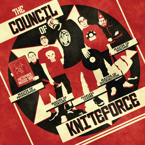Various Artists - The Council of Kniteforce EP