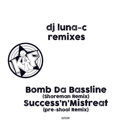 Luna-C - Remixes EP