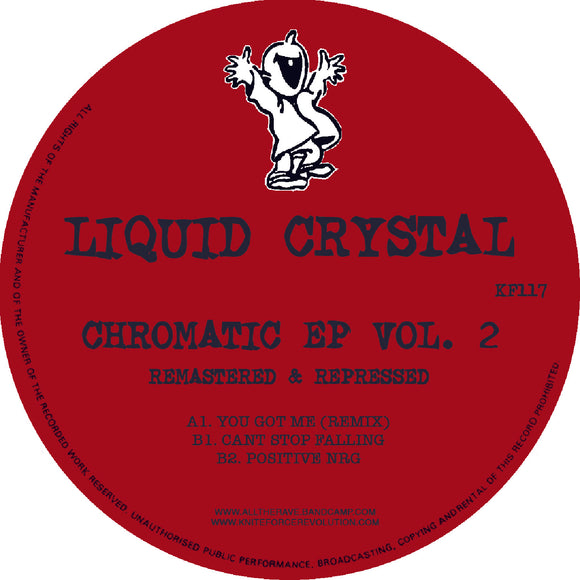 Liquid Crystal - Chromatic EP Vol. 2 Remastered