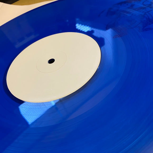 Just Jungle / Genotype - KINGKROOL007 (Blue vinyl Repress)