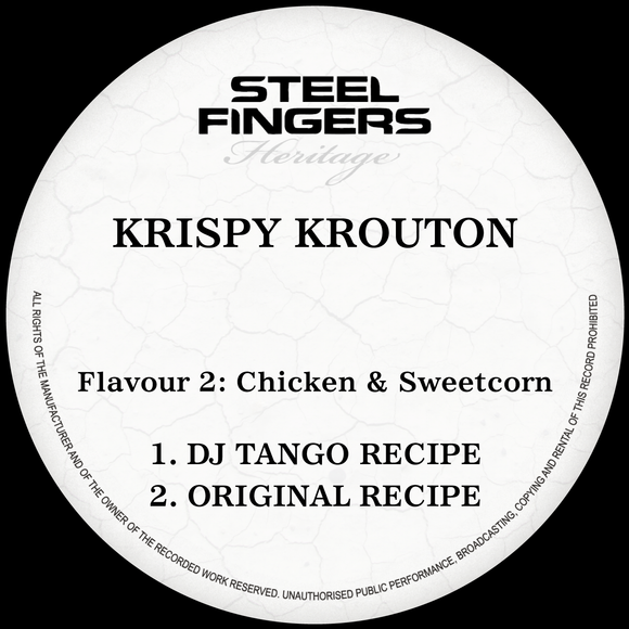 Krouton - Flavour 2: Chicken & Sweetcorn (Inc. DJ Tango Remix)