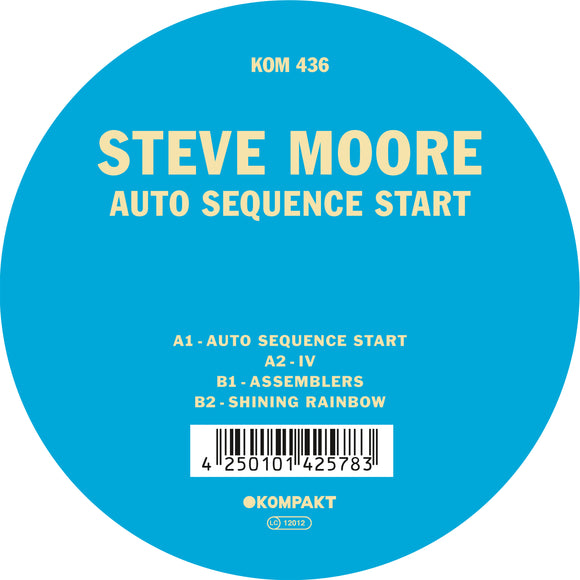 Steve Moore - Auto Sequence Start