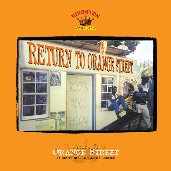 Various Artists - Return To Orange Street