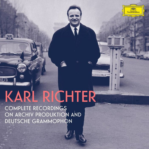 Karl Richter - Complete Recordings on Archiv & DG