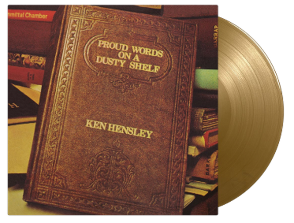 Ken Hensley - Proud Words On A Dusty Shelf (1LP Coloured)
