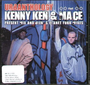 Kenny Ken & Mace - Urbanthology 5 - Double CD