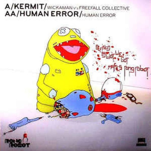 Kermit - Wickaman Vs Freefall Collective