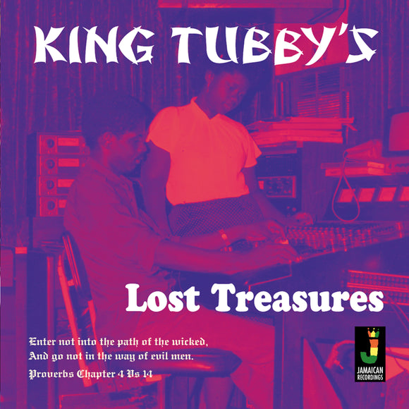 King Tubby's - Lost Treasures [LP]