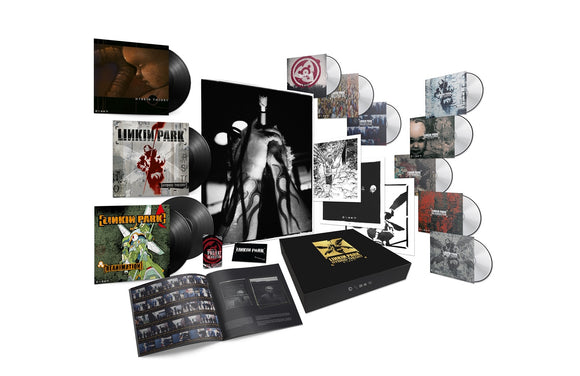 LINKIN PARK - HYBRID THEORY (20th Anniversary Editions) [SUPER DELUXE BOX]
