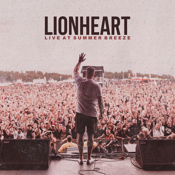 LIONHEART - LIVE AT SUMMER BREEZE [CD]