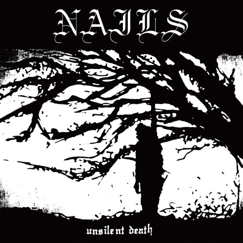 Nails - Unsilent Death [Blue LP]