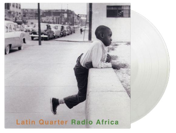 Latin Quarter - Radio Africa (Best Of) (2LP Coloured)