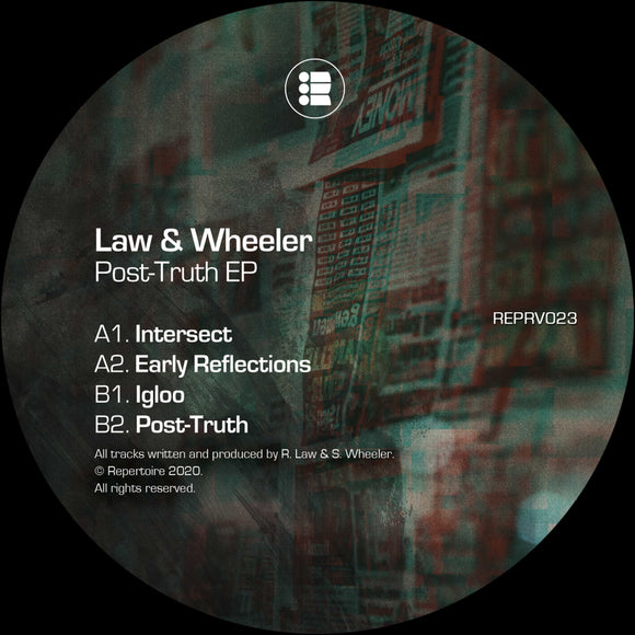 Law & Wheeler - Post-Truth EP