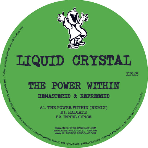 Liquid Crystal - The Power Within (Remix) Remastered EP