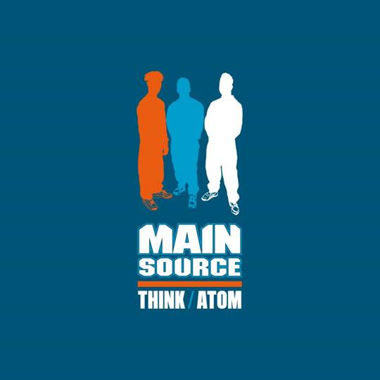 MAIN  SOURCE - THINK/ATOM [Sky Blue Vinyl] ONE PER PERSON
