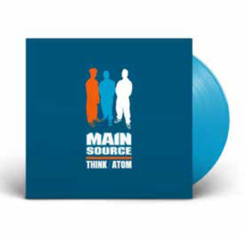 MAIN SOURCE - THINK / ATOM [Sky Blue Vinyl]
