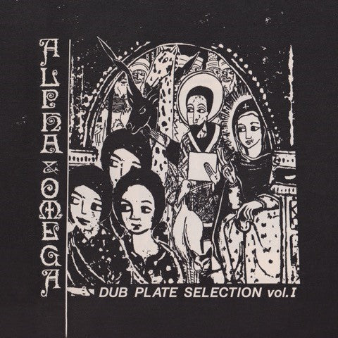 ALPHA & OMEGA - Dubplate Selection Vol 1 (CD)
