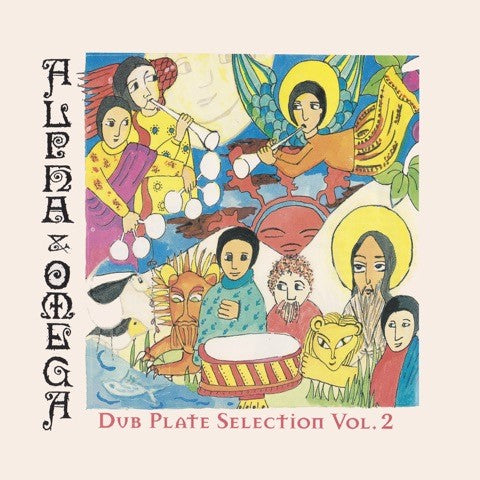 ALPHA & OMEGA - Dubplate Selection Vol 2 (CD)