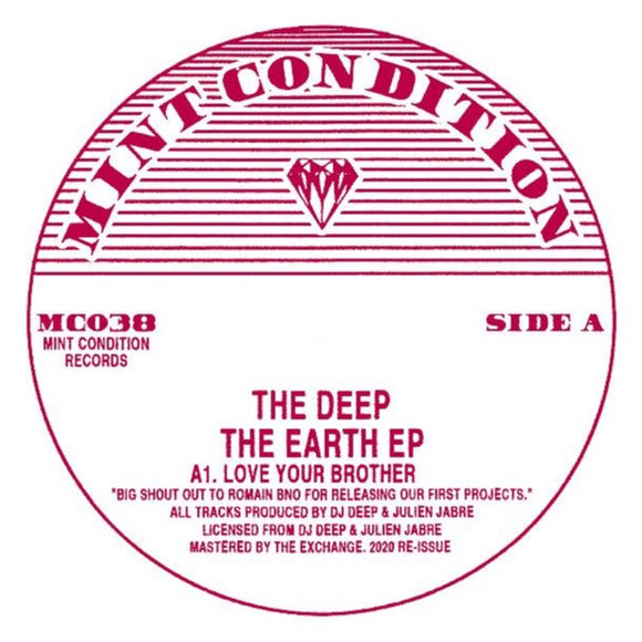 The Deep - The Earth EP