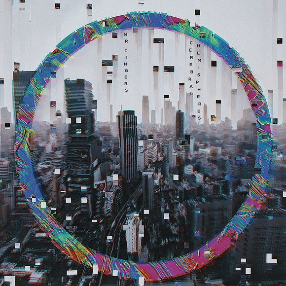 MR FINGERS - Cerebral Hemispheres (gatefold 3xLP)