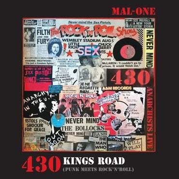 Mal-One - 430 Kinds Road (Punk meets Rock 'n' Roll)