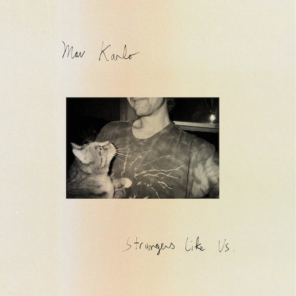 Mav Karlo - Strangers Like Us [CD]
