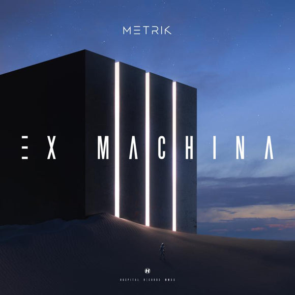 Metrik - Ex Machina (CD)