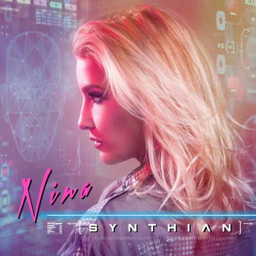 NINA feat. LAU - Synthian [CD-R]