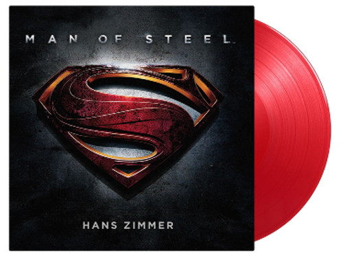 OST - Man Of Steel (Hans Zimmer)