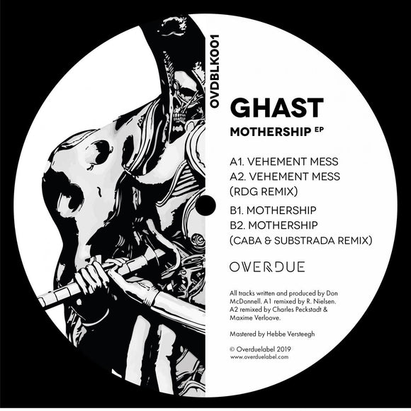 GHAST - Mothership EP