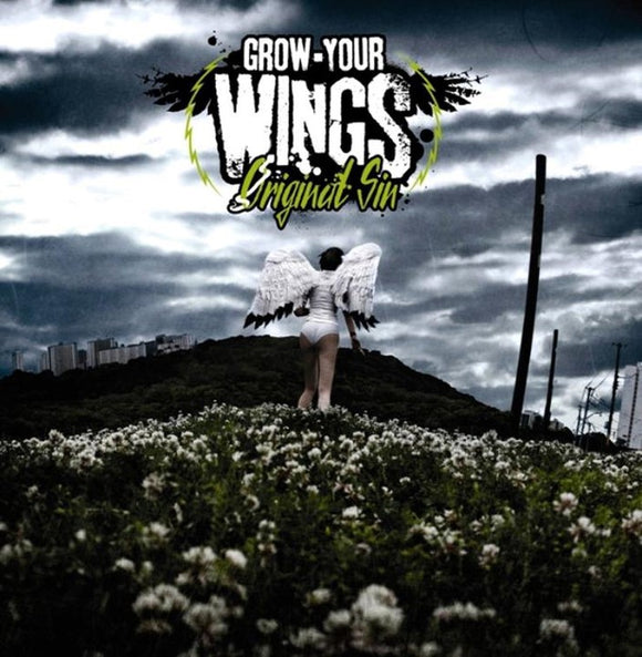 Original Sin - Grow Your Wings LP - 5 VINYL RELEASE