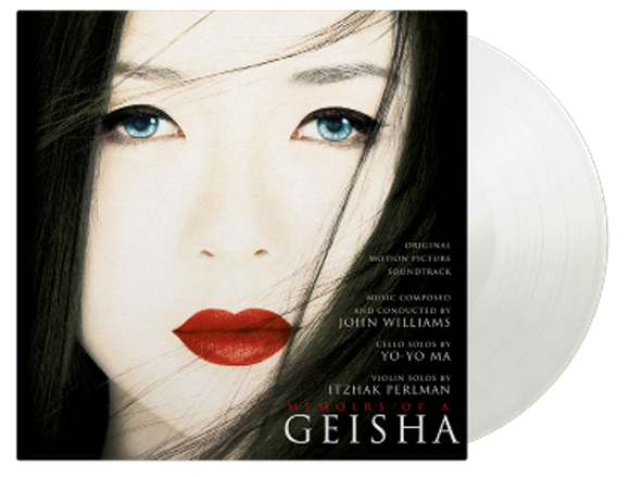 Original Soundtrack - Memoirs Of A Geisha (2LP Coloured)
