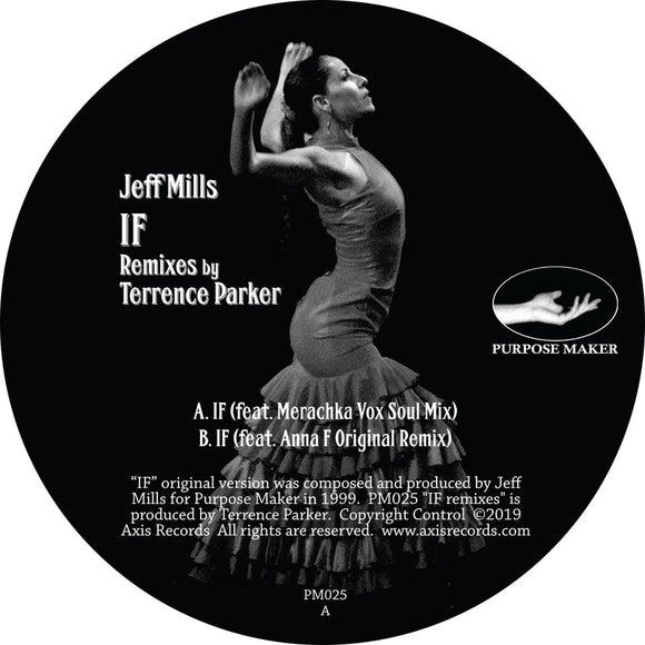 Jeff Mills - IF Remixes