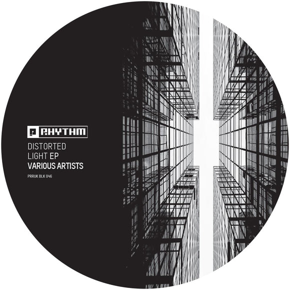 Various Artists - Distorted Light EP