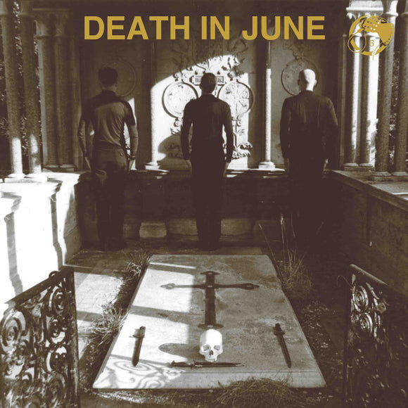 DEATH IN JUNE - NADA PLUS!