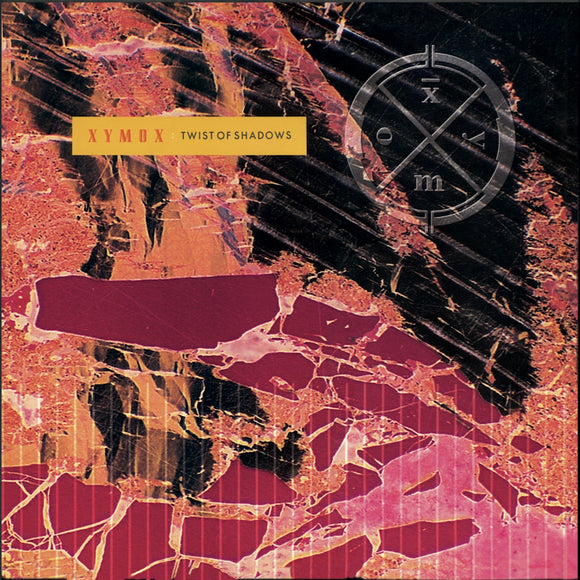 XYMOX - TWIST OF SHADOWS [2LP Red]