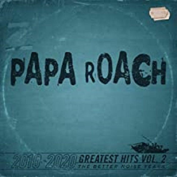 Papa Roach - Greatest Hits Vol. 2 The Better Noise Years [2LP]