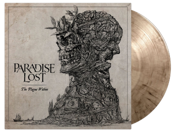 Paradise Lost - Plague Within (2LP Coloured)