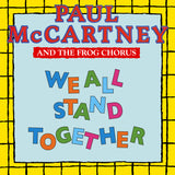 Paul McCartney And The Frog Chorus - We All Stand Together (Picture Disc)