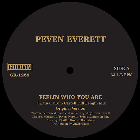 Peven Everett - Feelin Who You Are