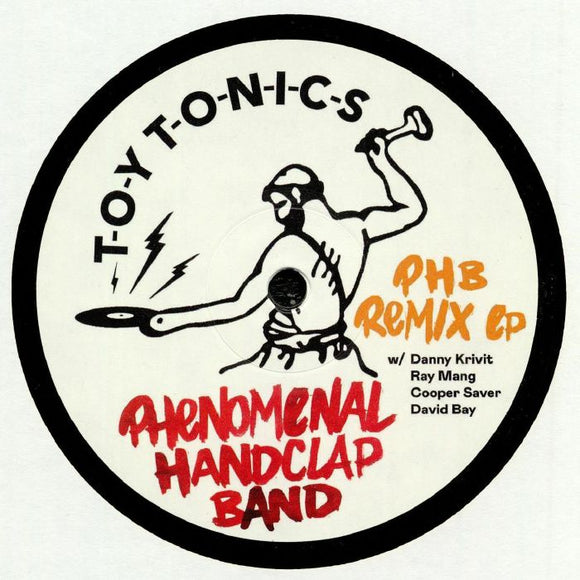 Phenomenal Handclap Band - Phb Remix Ep (danny Krivit Edit) [Repress]