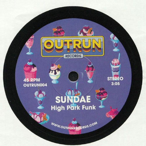 HIGH PARK FUNK - Sundae