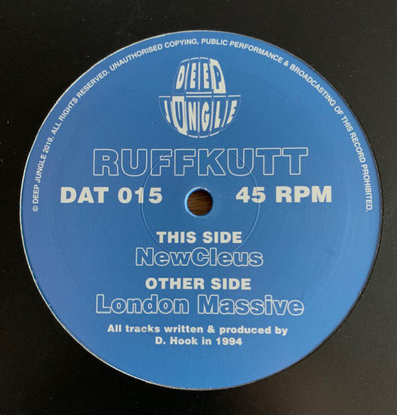 Ruffkutt ‎– London Massive