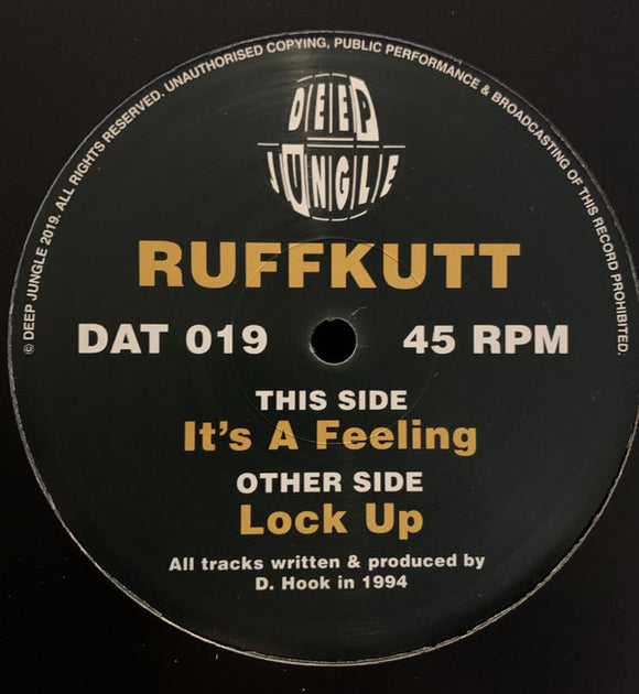 Ruffkutt ‎– Lock Up