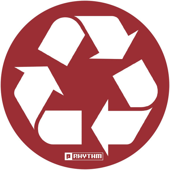 Recycle - Flash & Cash EP [red vinyl]