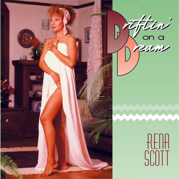 Rena Scott – Driftin' On A Dream (Picture Sleeve)