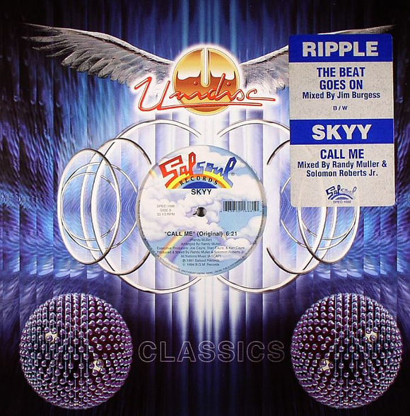 RIPPLE / SKYY - The Beat Goes On