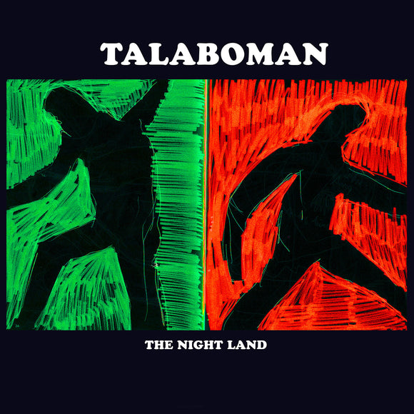 TALABOMAN (AXEL BOWMAN / JOHN TALABOT)  -THE NIGHT LAND