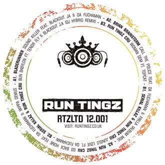 Various Artists - Run Tingz Limited 12001